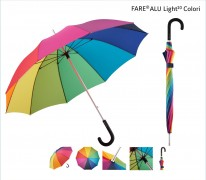4111 PARASOL FARE ALU LIGHT10 COLORI